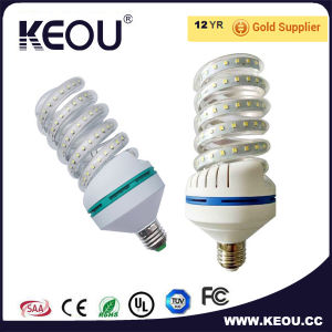 Spiral LED Energy Saving Bulb 16W Cool White pictures & photos