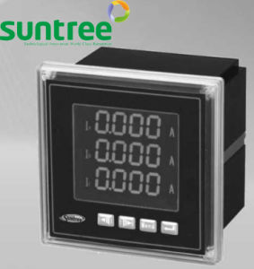 LCD Three-Phase Power Meter with Good Quality pictures & photos