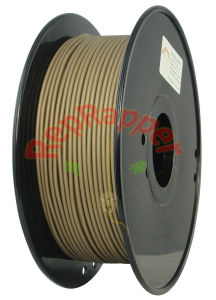 Well Coiled PLA 3.0mm Gold 3D Printing Filament