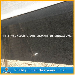 Polished Black G654 Padang Dark Granites for Slabs, Tiles, Flooring pictures & photos