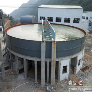 Nzs Specification of The Thickener with Mannul Lifting Center Transmission pictures & photos