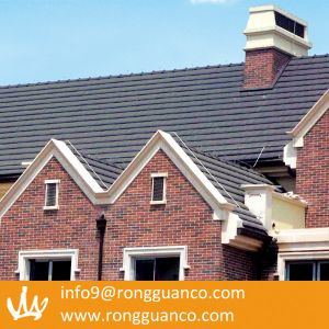 Grey Color Interlocking Water Proof Clay Roof pictures & photos