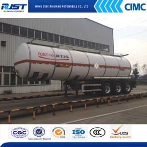 40m3 Stainless Steel Insulation Tank pictures & photos