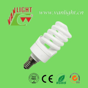 Full Spiral Series CFL Energy Saving Light (VLC-FST2-15W-E14) pictures & photos