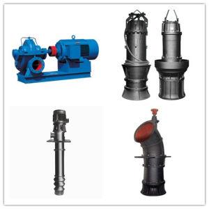 Split Casing Volute Pump Single Stage Double Suction Water Pumps pictures & photos
