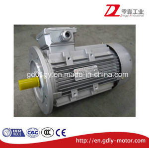 Aluminum Housing Squirrel Cage Asychronous Motor pictures & photos