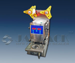 Automatic Bubble Tea Cup Sealing Machine/Sealing Machine