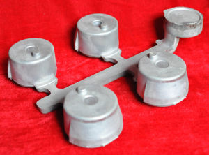House Use Rack Aluminum Die Casting Parts pictures & photos
