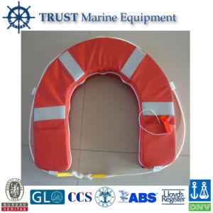 Solas Approved Ship Floatable U Shape Life Buoy Ring pictures & photos