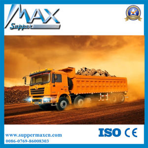 Shacman D′long F3000 340HP 8X4 Dump Truck/Tipper for Sale pictures & photos