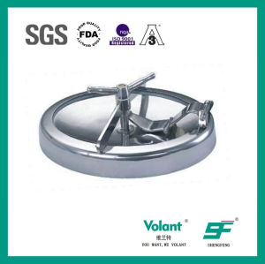 Sanitary Stainless Steel Oval Manhole Sf9000101 pictures & photos