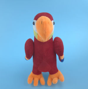 Soft Stuffed Plush Toy Parrot pictures & photos