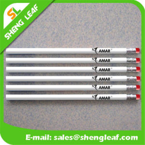 Stationery Supply Pencil with Customed Logo (SLF-WP035) pictures & photos
