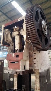 Deep Throat Mechanical Eccentric Power Press (punching machine) Jc21s-80ton pictures & photos