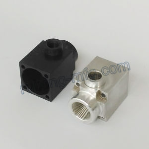 Custome Made Aluminum Central Machinery Parts for Mechanical Part pictures & photos