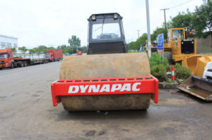 Used Dynapac Ca30pd Road Roller-Available Germany/Deutz-Engine 40hq-Container-Shipping 13ton Used Vibrating_12~25ton pictures & photos