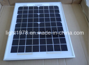 10W Solar Panel Monocrystalline Silicon pictures & photos