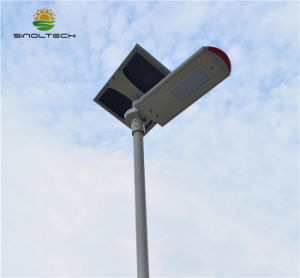8000 Lumens LED Integrated Solar Power Street Lighting for Highway Lighting (SNF-280) pictures & photos