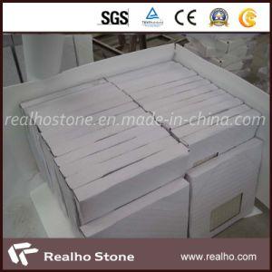 Cream Marfil/Berccia Sarda Marble Composite Stone Flooring Tile with Backing Porcelain/Ceramic pictures & photos