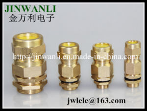 Brass Cable Glands for Explosion Distribution Equipment pictures & photos