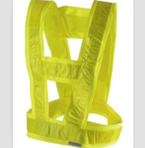 Safety Reflective Belt with CE ISO pictures & photos