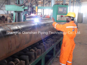 Roller Bench Type CNC Pipe Flame/ Plasma Beveling & Cutting Machine pictures & photos