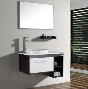 Laminated Bathroom Vanity #Yjb-2012 (8) pictures & photos