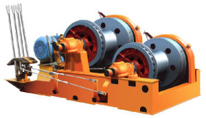 Electric Wire Rope Portable Construction Winch pictures & photos