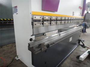 Wd67y 80/2500 India Customer Ordered Press Brake Machine pictures & photos