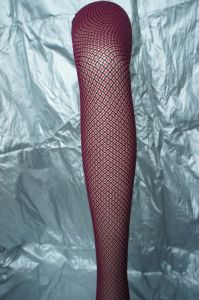 Sexy Lingerie Mesh Pantyhose with Two Colors 1988 pictures & photos