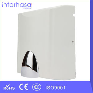 Wall-Mounted Aluminum Good Quality Toilet Sensor Hotel Toilet Portable Hand Dryer pictures & photos