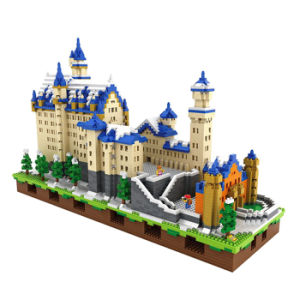 6800PCS Neuschwanstein Design ABS Nano Blocks (10261301) pictures & photos