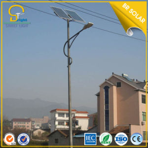 Most Powerful 100W LED Solar Street Light with 10m Pole pictures & photos