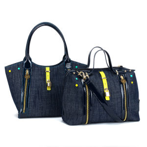 New Design trendy Jeans ladies handbag(JD-7)