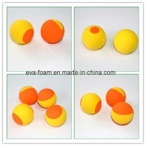 Hot Sale 45mm 50mm 30mm EVA Foam Ball EVA Foam Washing Ball Baby Sport Ball pictures & photos
