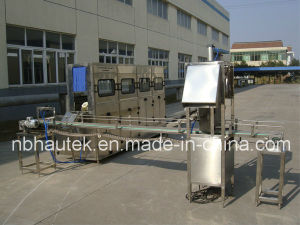 19L Bucket Automatic Filling Capping Machine pictures & photos