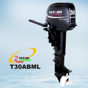 30HP 2-Stroke Outboard Engine pictures & photos