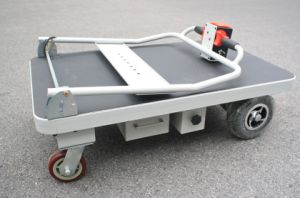Hg-1010 Folding Electric Hand Truck pictures & photos