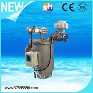 Hot Selling Automatic Self Cleaning Filters pictures & photos