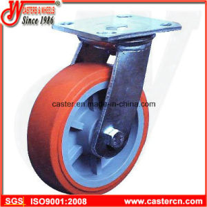 4 Inch to 6 Inch PU on PP Swivel Casters pictures & photos