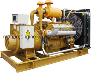 375kVA/300kw Shangchai Diesel Generator Set with  12V135azld  Engine pictures & photos
