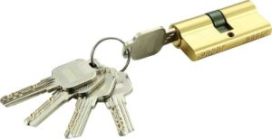 High Security Double Pins Computer Key Cylinder (C3360-241 BP) pictures & photos