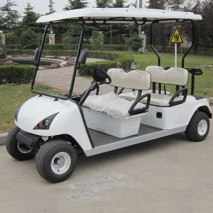 CE Approve 4 Seater Electric Beach Buggy (DG-C4) pictures & photos