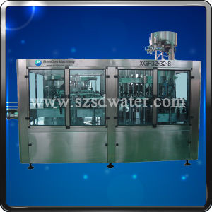 2000bph All in One Pure Water Filling Machine pictures & photos