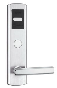 High Quality MIFARE Card Hotel Lock with Remote Control pictures & photos