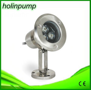 Pond Waterproof Lighting /Good Quality LED Underwater Light/ LED Underwater Fountain Lighting (HL-PL03) pictures & photos