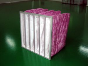 Air Bag Filter for Air Purification Engineering