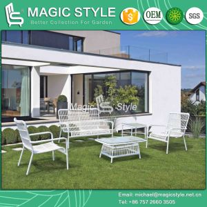 2013 New Design Wicker Sofa Set Rattan Sofa Stackable Sofa (Magic Style) pictures & photos