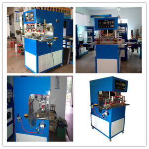 Tarpaulin Welding Machine, Ce Certification pictures & photos