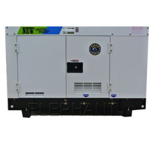 16kVA 20kVA 30kVA 50kVA 60kVA 80kVA 100kVA 150kVA 200kVA Chinese Soundproof Electric Generator pictures & photos